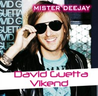 DAVID GUETTA VIKEND na Radiu MRDJ!