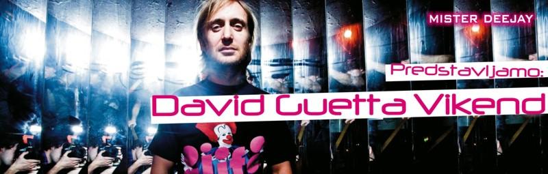 David Guetta Vikend